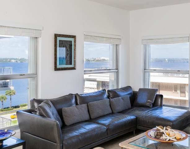 3230 S Ocean Boulevard D607, Palm Beach, FL 33480 (MLS #RX-10666537) :: Berkshire Hathaway HomeServices EWM Realty