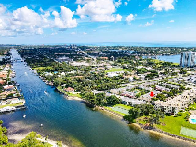 390 Golfview Road G, North Palm Beach, FL 33408 (MLS #RX-10666543) :: Berkshire Hathaway HomeServices EWM Realty