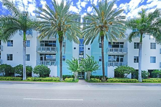 365 SE 6th Avenue #210, Delray Beach, FL 33483 (#RX-10666553) :: The Rizzuto Woodman Team