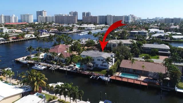 2841 NE 38 Street, Fort Lauderdale, FL 33308 (MLS #RX-10666560) :: Berkshire Hathaway HomeServices EWM Realty