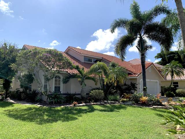 23246 L Ermitage Circle, Boca Raton, FL 33433 (MLS #RX-10666590) :: Laurie Finkelstein Reader Team