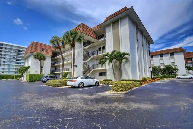 2936 Lake Shore Drive #408, Riviera Beach, FL 33404 (#RX-10666596) :: Posh Properties