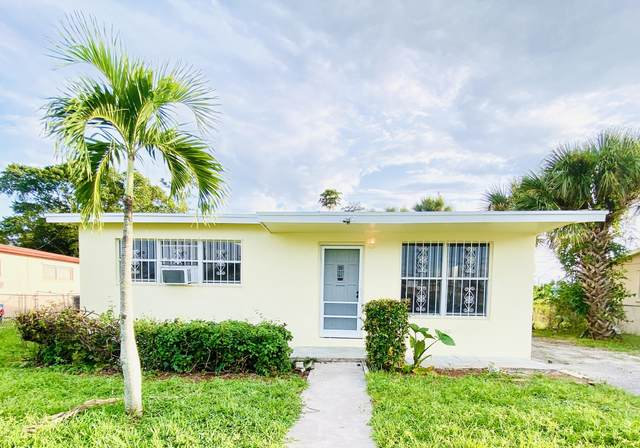 1348 9th Street, West Palm Beach, FL 33401 (MLS #RX-10666630) :: Castelli Real Estate Services