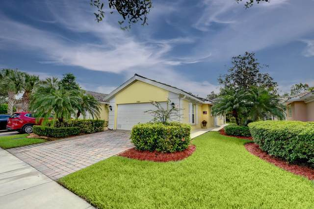 12021 SW Elsinore Drive, Port Saint Lucie, FL 34987 (MLS #RX-10666632) :: THE BANNON GROUP at RE/MAX CONSULTANTS REALTY I
