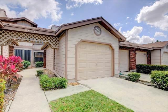 500 Crosswinds Drive D1, Greenacres, FL 33413 (MLS #RX-10666663) :: Berkshire Hathaway HomeServices EWM Realty