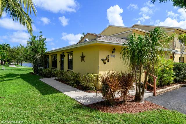 16309 Country Lake Circle, Delray Beach, FL 33484 (#RX-10666664) :: Manes Realty Group