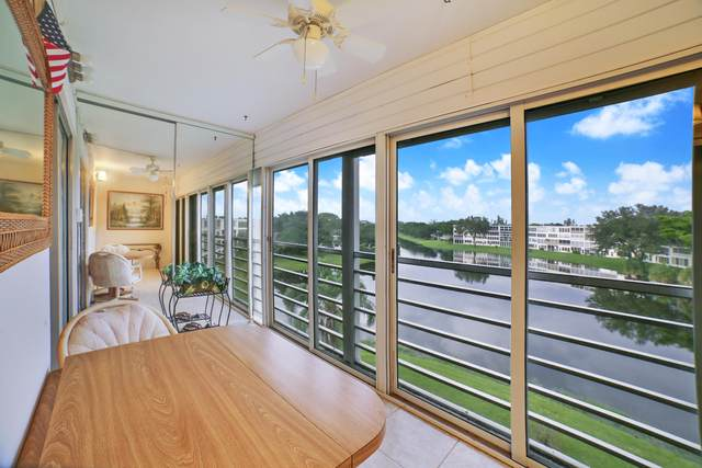 4019 Oakridge A #4019, Deerfield Beach, FL 33442 (#RX-10666665) :: Posh Properties