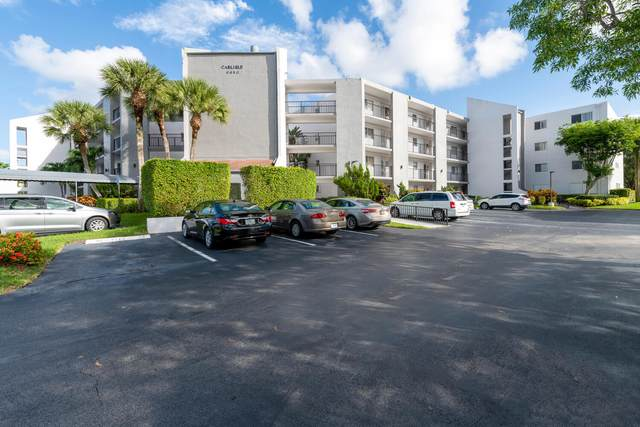 6850 10th Avenue N #212, Lake Worth, FL 33467 (#RX-10666672) :: Manes Realty Group