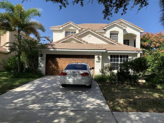 1155 Anchor Point, Delray Beach, FL 33444 (MLS #RX-10666702) :: United Realty Group