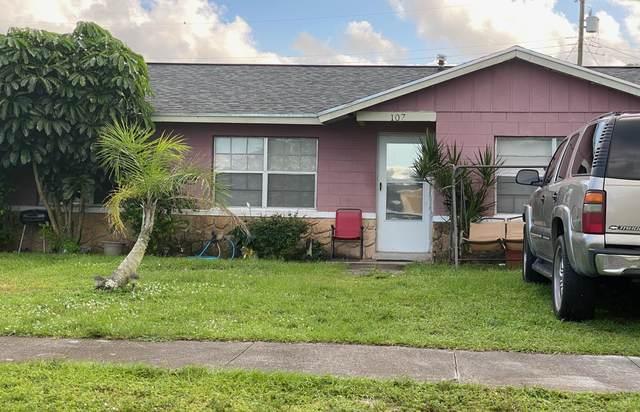 107 Gotham Drive, Fort Pierce, FL 34946 (#RX-10666714) :: Manes Realty Group