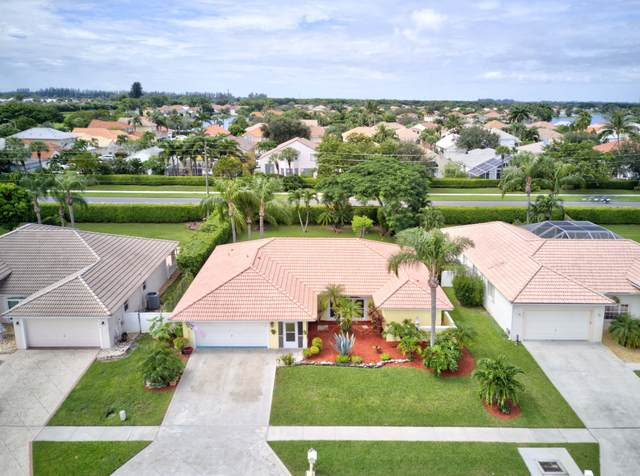 7086 Lake Island Drive, Lake Worth, FL 33467 (#RX-10666720) :: Manes Realty Group