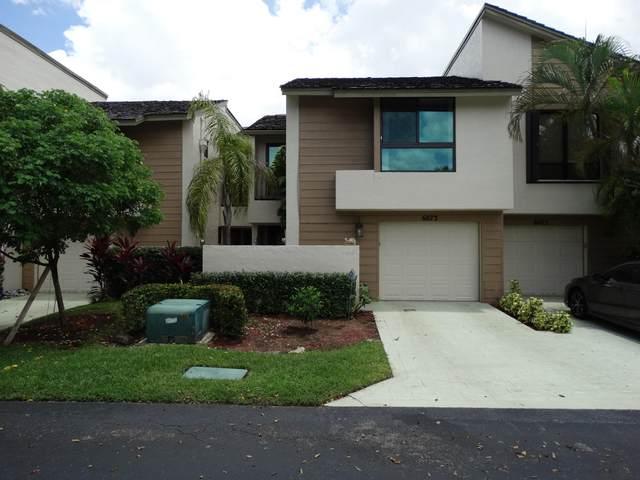 6073 Glendale Drive, Boca Raton, FL 33433 (#RX-10666723) :: Manes Realty Group