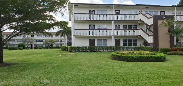 211 Suffolk F, Boca Raton, FL 33434 (#RX-10666730) :: Manes Realty Group