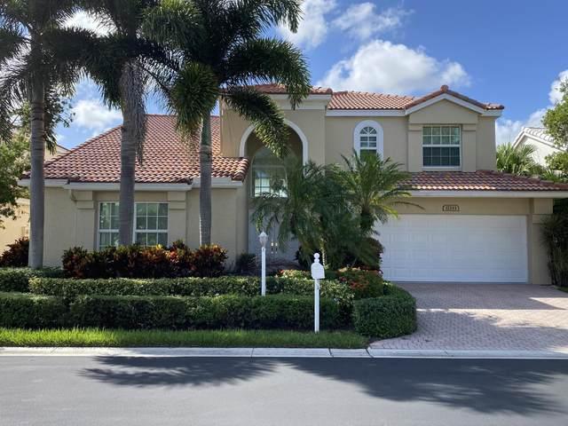 17333 Balboa Point Way, Boca Raton, FL 33487 (#RX-10666738) :: Manes Realty Group