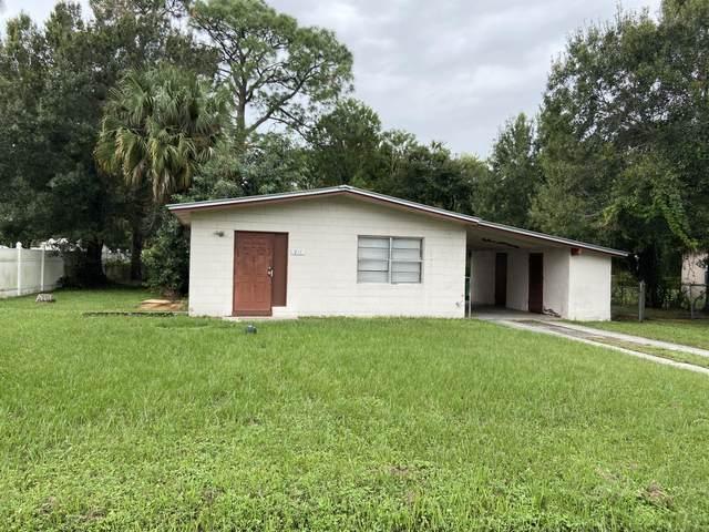 211 N 39th Street, Fort Pierce, FL 34947 (#RX-10666743) :: Manes Realty Group