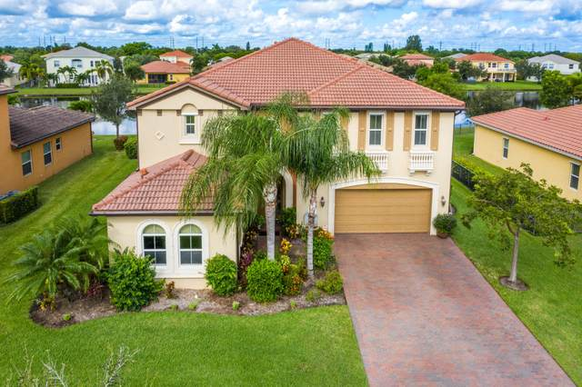 2541 Vicara Court, Royal Palm Beach, FL 33411 (MLS #RX-10666751) :: United Realty Group
