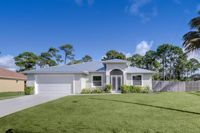 210 SW Milburn Circle, Port Saint Lucie, FL 34953 (#RX-10666756) :: Manes Realty Group