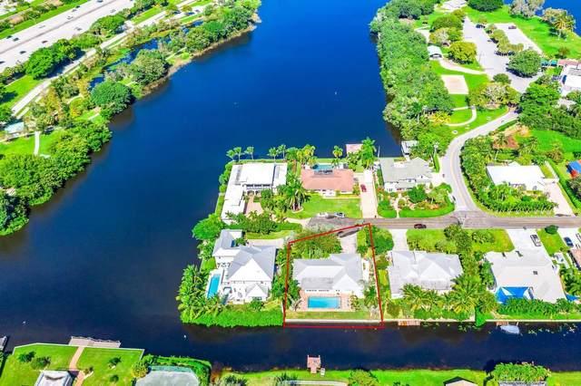 1018 Lake Shore Drive, Delray Beach, FL 33444 (#RX-10666758) :: Manes Realty Group