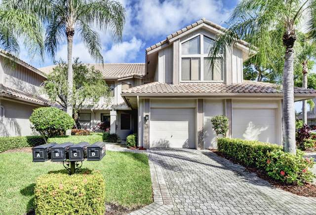 16922 Isle Of Palms Drive D, Delray Beach, FL 33484 (#RX-10666775) :: Manes Realty Group
