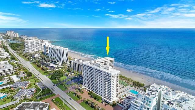 2000 S Ocean Boulevard 12-K, Boca Raton, FL 33432 (#RX-10666783) :: Manes Realty Group