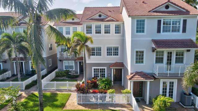 151 Ocean Cay Way, Hypoluxo, FL 33462 (#RX-10666790) :: Realty One Group ENGAGE