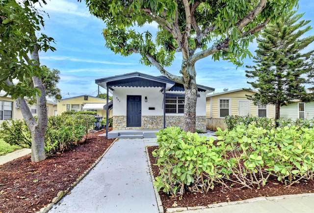 407 S F Street, Lake Worth, FL 33460 (#RX-10666803) :: Manes Realty Group