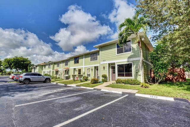5508 Cannon Way F, West Palm Beach, FL 33415 (#RX-10666806) :: Manes Realty Group