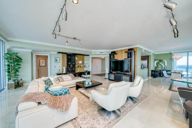 3535 S Ocean Drive #1505, Hollywood, FL 33019 (#RX-10666823) :: Manes Realty Group