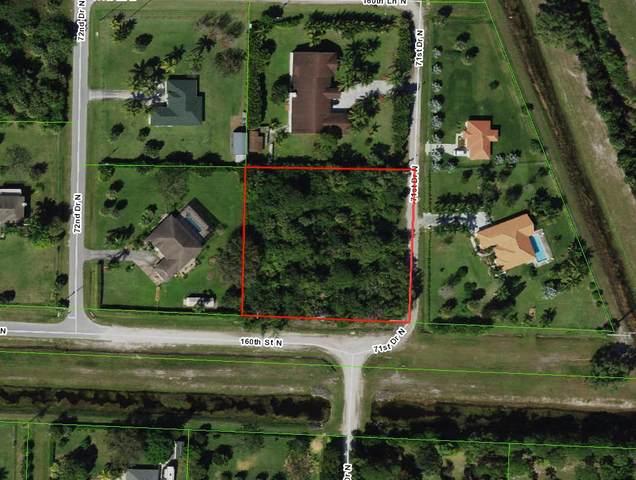 7161 160th Street N, Palm Beach Gardens, FL 33418 (#RX-10666824) :: Manes Realty Group