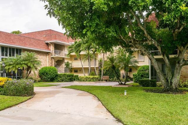 5500 Tamberlane Circle #104, Palm Beach Gardens, FL 33418 (#RX-10666830) :: Posh Properties