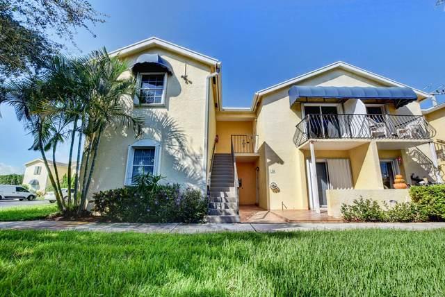 177 Waterside Drive #177, Hypoluxo, FL 33462 (#RX-10666924) :: Posh Properties