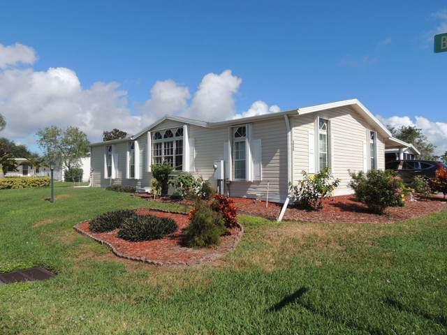 3800 Meadowlark Circle, Port Saint Lucie, FL 34952 (MLS #RX-10666931) :: Berkshire Hathaway HomeServices EWM Realty