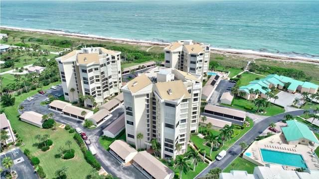 2400 S Ocean Drive #4253, Fort Pierce, FL 34949 (#RX-10666941) :: The Reynolds Team/ONE Sotheby's International Realty