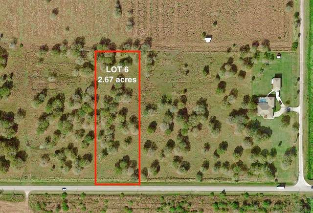 Tbd Lot 6 W Midway Road, Fort Pierce, FL 34945 (MLS #RX-10666942) :: Laurie Finkelstein Reader Team