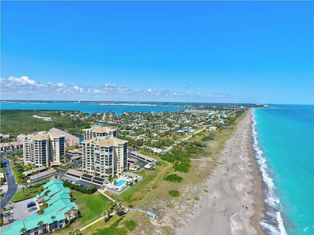 2400 S Ocean Drive #4144, Fort Pierce, FL 34949 (#RX-10666943) :: The Reynolds Team/ONE Sotheby's International Realty