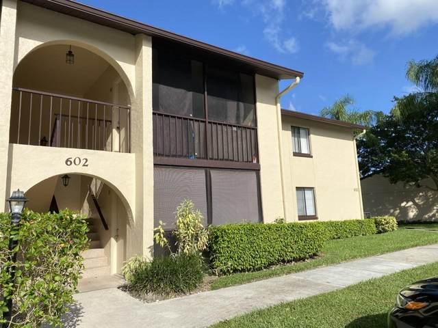 602 Sea Pine Way C1, Greenacres, FL 33415 (#RX-10666965) :: Posh Properties