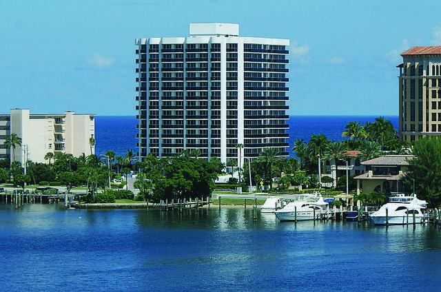 350 S Ocean Boulevard 8-C, Boca Raton, FL 33432 (#RX-10666983) :: Ryan Jennings Group