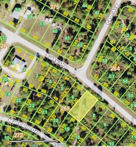 13529 Sulky Drive, Punta Gorda, FL 33955 (MLS #RX-10666987) :: Berkshire Hathaway HomeServices EWM Realty