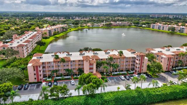 6080 Huntwick Terrace #205, Delray Beach, FL 33484 (#RX-10667028) :: Realty One Group ENGAGE