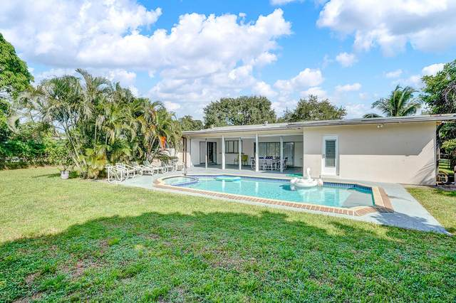 481 SW 58th Avenue, Plantation, FL 33317 (#RX-10667033) :: Realty One Group ENGAGE