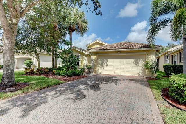 8821 Arbor Walk Drive, Lake Worth, FL 33467 (#RX-10667047) :: Realty One Group ENGAGE