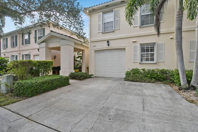 2147 Tigris Drive, West Palm Beach, FL 33411 (MLS #RX-10667051) :: United Realty Group