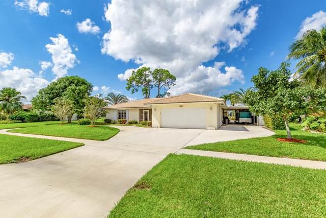 3139 Medinah Circle W, Lake Worth, FL 33467 (#RX-10667056) :: Realty One Group ENGAGE