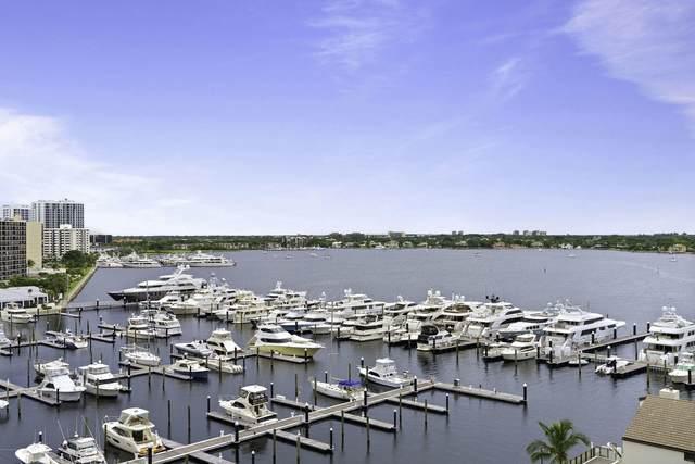 100 Lakeshore Drive #856, North Palm Beach, FL 33408 (MLS #RX-10667066) :: Berkshire Hathaway HomeServices EWM Realty