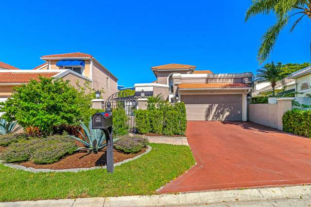 349 Pelican Way, Delray Beach, FL 33483 (#RX-10667091) :: Realty One Group ENGAGE