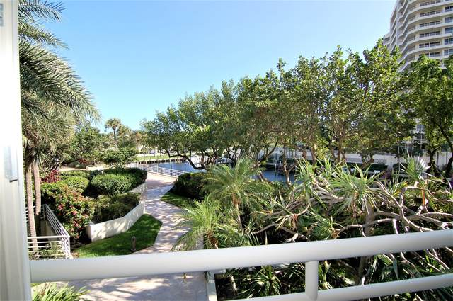 4201 N Ocean Boulevard #208, Boca Raton, FL 33431 (#RX-10667100) :: Realty One Group ENGAGE
