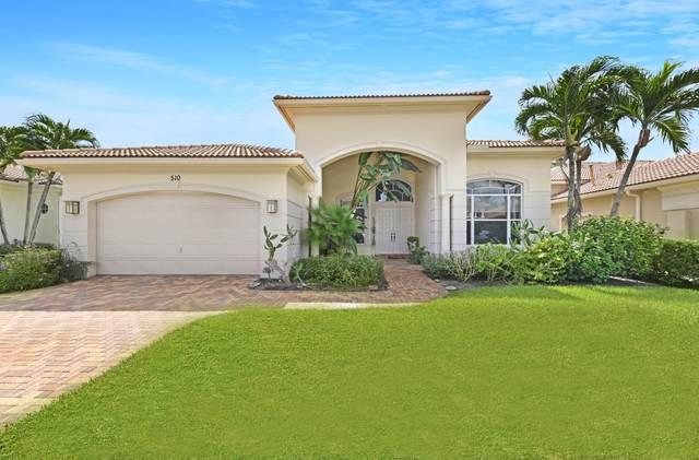 510 Les Jardin Drive, Palm Beach Gardens, FL 33410 (#RX-10667103) :: Dalton Wade