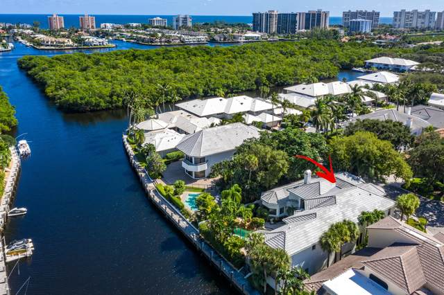 654 Boca Marina Court, Boca Raton, FL 33487 (#RX-10667104) :: Realty One Group ENGAGE