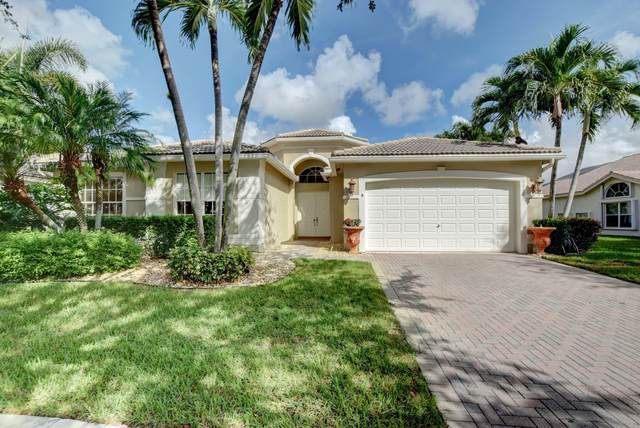 11325 Ohanu Circle, Boynton Beach, FL 33437 (#RX-10667110) :: Realty One Group ENGAGE