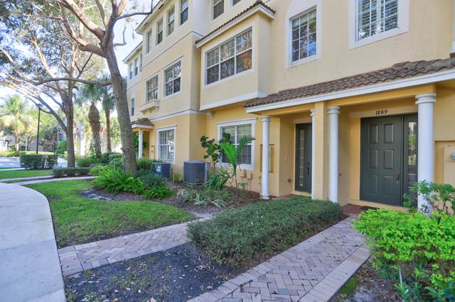 1881 NW 12th Street, Boca Raton, FL 33486 (#RX-10667125) :: Realty One Group ENGAGE